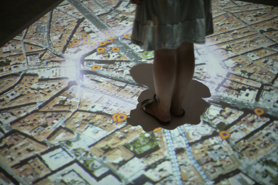 Mapping Madrid - PhotoEspaña 09 - Javier Maseda Design