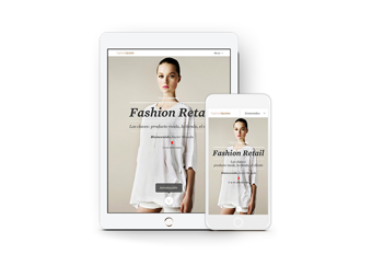 Fashion Update – INDITEX eLearning website