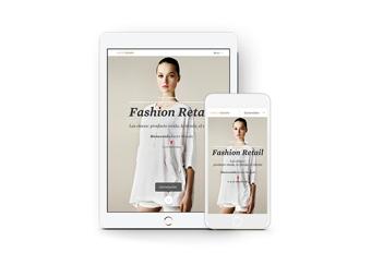 Fashion Update – INDITEX eLearning website