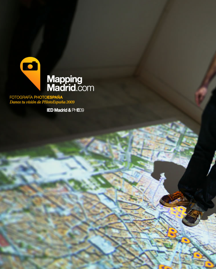 Mapping Madrid – PHE'09
