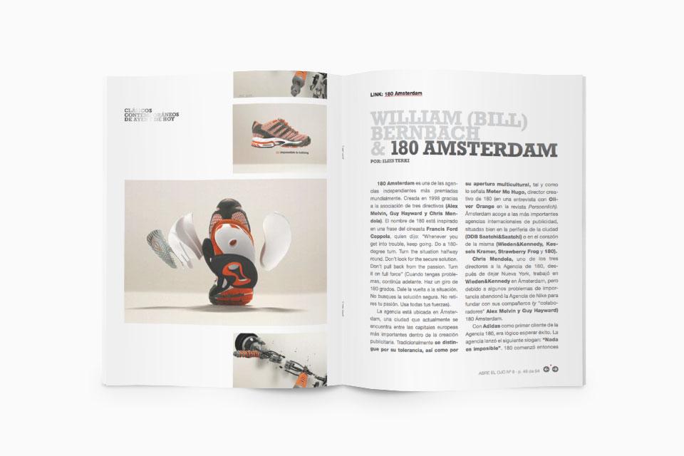 180 Amsterdam - Abre el Ojo - Javier Maseda Design
