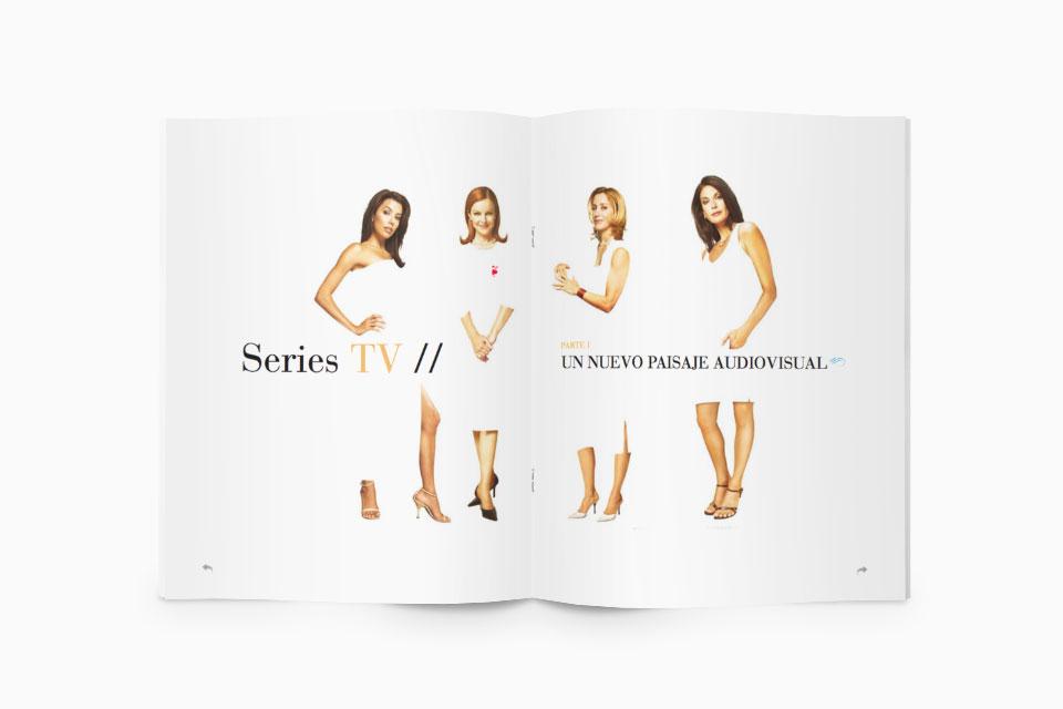 Series - Mujeres Desesperadas - Abre el OJo - Javier Maseda Design