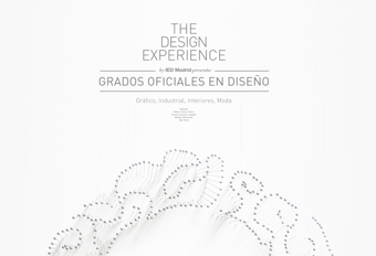 The Design Experience –  Campaña IED Madrid